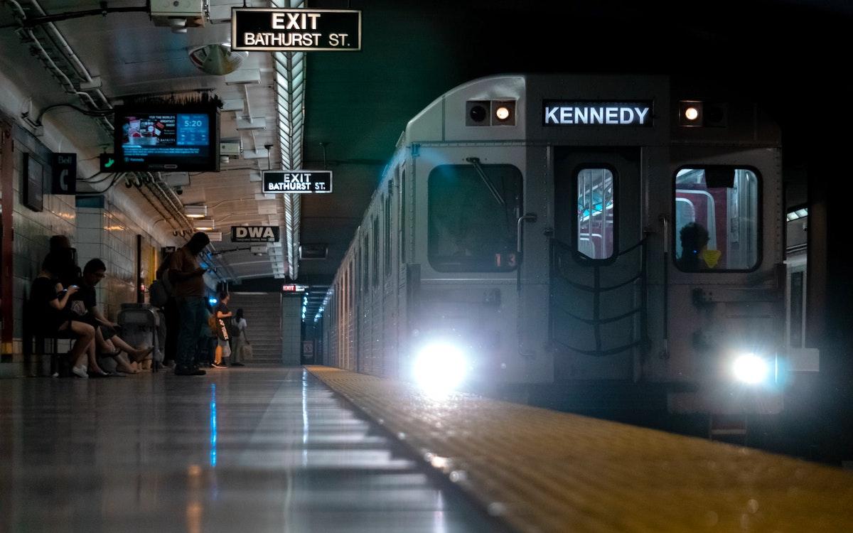 トロントの地下鉄