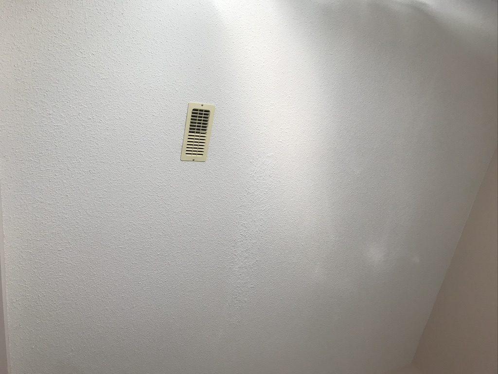 部屋の天井に電気がない