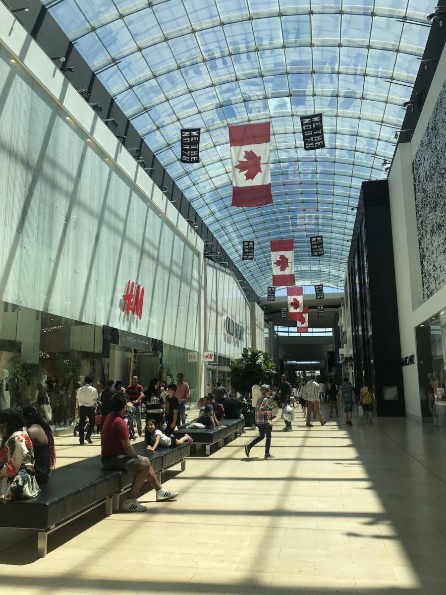 トロントのヨークデールショッピングセンター