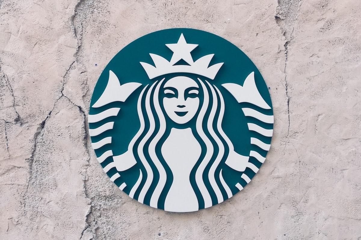スタバのロゴ