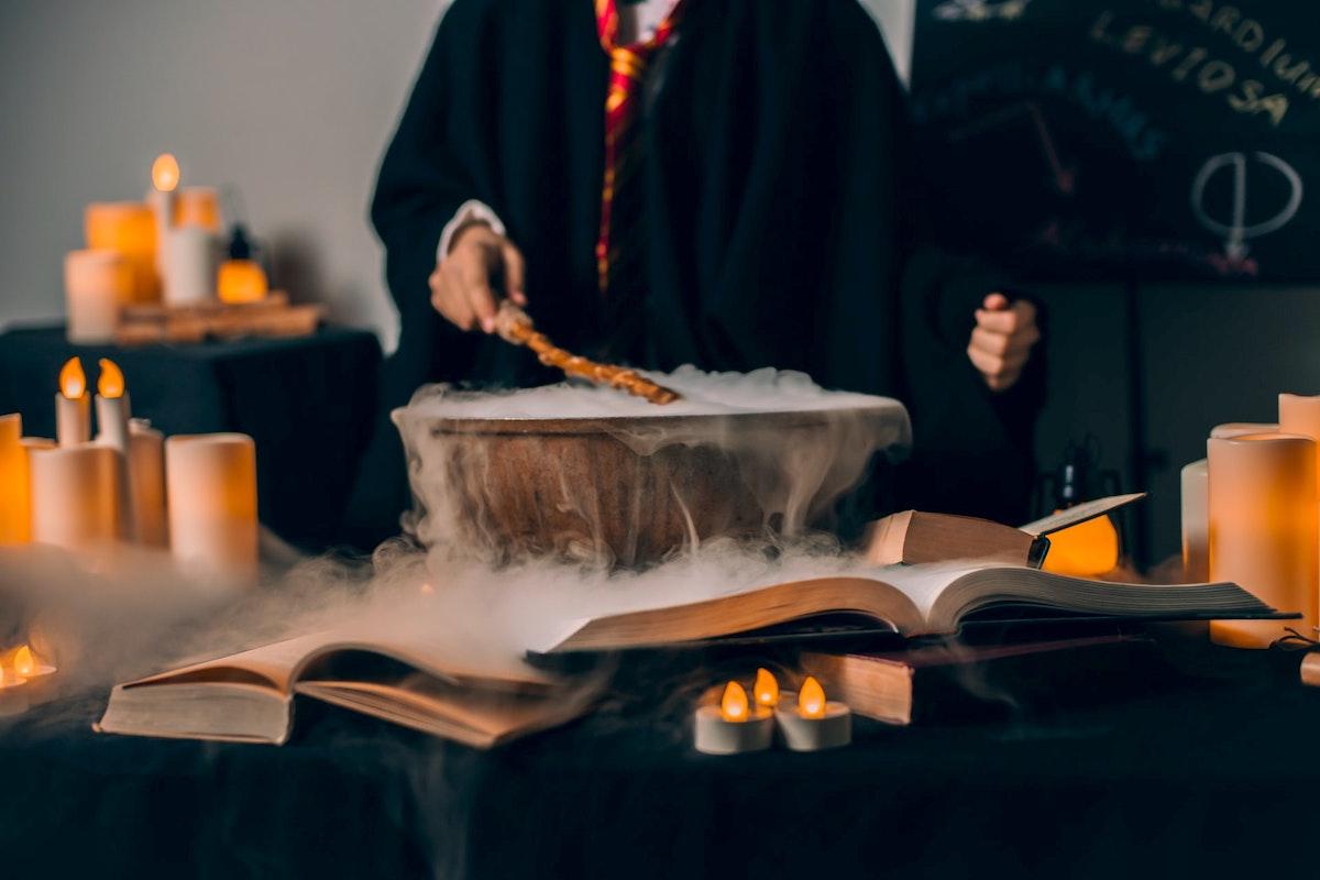 ハリーポッターのような魔法