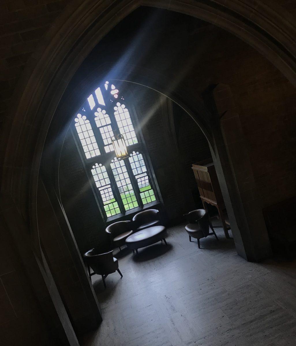 トロント大学のキャンパスでハリーポッターみたいな場所