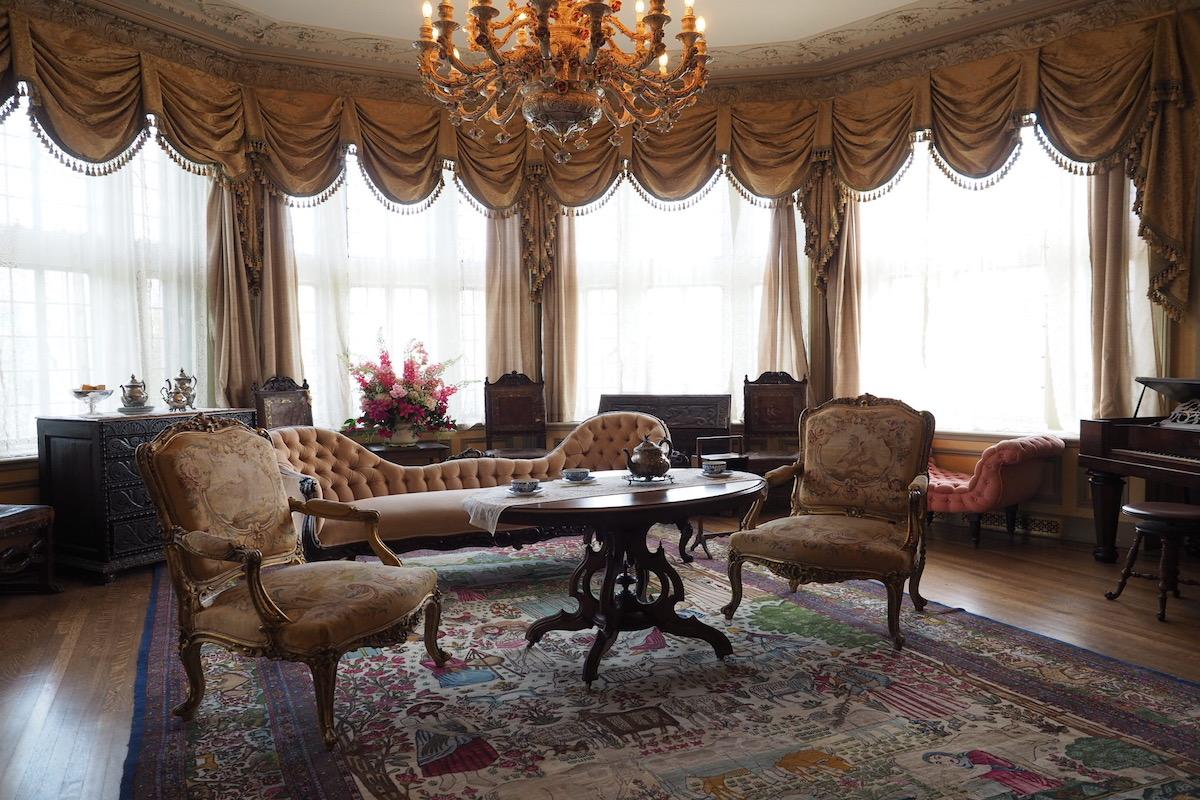 トロントのカサロマの部屋
