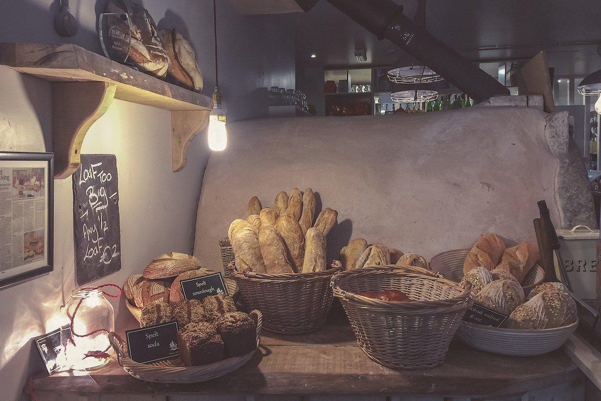 ポルトガルパン屋